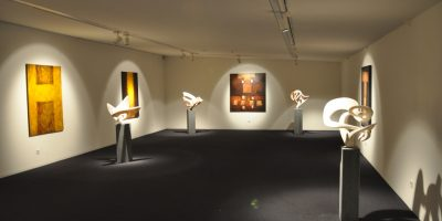 Galleries where i host my exhibitions
